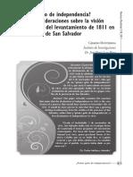 Dialnet-PrimerGritoDeIndependenciaBrevesConsideracionesSob-6521380