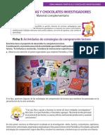 Ficha-3 Pantuflas y Chocolate