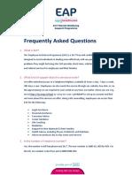EAP FAQ