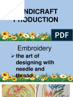Topic 1 Embroidery Tools & Materials
