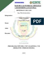 Programación ISO EIA