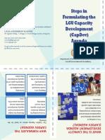 CapDev Brochure