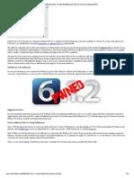 Jailbreak IOS v6.1.2