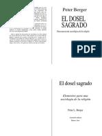 EL DOSEL SAGRADO Para una teoría sociológica de la religión.pdf