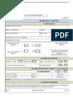 Creacion Proveedores y Autorizacion de Datos Hv