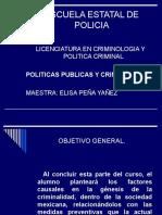 politica criminal.ppt