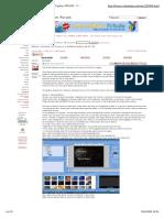 Tutorial - Motion, switched, D-FX menu's in DVDLab Update 30 01 05 - Vid