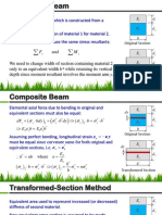EG1109 Lectures on Composite Beams