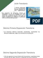 Décima Disposición Transitoria (1)