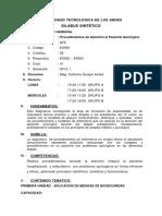 Silabus de Procedimientos-qx-2013