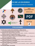 Seminario Minorías Religiosas