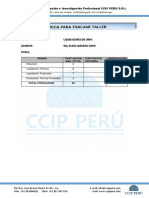 RUBRICA LIQUIDACION CCIP