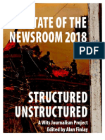 State of Newsroom 2018