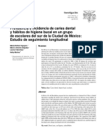 Caries Dental PDF
