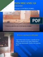 Patologìa Del Concreto Sta Rosa