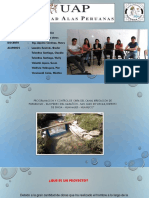 Exposicion de Canal de Irrigacion