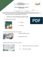 Evaluacion Diferenciada Tomasito 2019