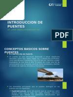 Introduccion de Puentes Ing Jorge Cabanillas Rodriguez Msc