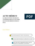 03 Etica Del Acto Medico