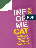 InformeCAT 2019