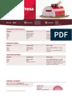Mousse Fresa Español PDF 1