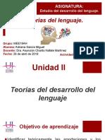 Teorias del lenguaje