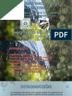 5 Precipitación - Presentación .PDF