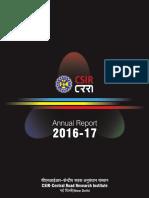 CRRI Eng Annual report 2016-17.pdf