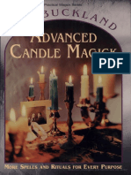 Advanced Candle Magick - More Spells and Rituals for Every Purpose by Raymond Buckland