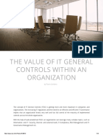 The Value of IT General Controls within an Organization.pdf