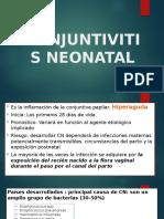 Conjuntivitis Neonatal - Mike