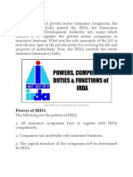 IRDA Act