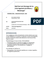 INFORME Partiuclas Magneticas Cuestionario 2