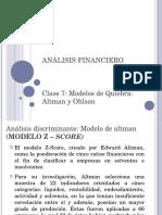 Clase 7 _Modelos de Predicción de Quiebra