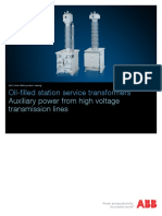ABB Kuhlman Electric SSVT & SSMV Brochure