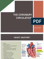 The coronary circulation.pptx
