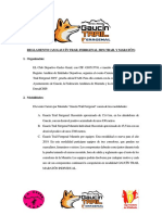 Regalamento Oficial Gaucín Trail 2019 - (Versión 19-6-19)