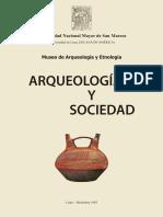 Presentacion El Formativo en El Valle Del Rimac Arqueologia y Sociedad 9