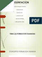 Grupo (1) Formacion Humana y Autoestima, Contabilidad.