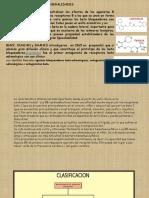 Farmacología II - Betabloqueadores FII