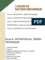 COURS DE CONSTRUCTION MECANIQUE