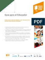 1D Guía Para El Educador