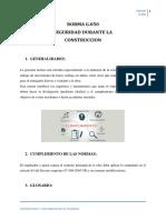 Word Resumen de La Norma g050