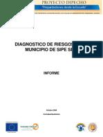 306 Diagnostico de Riesgos Sipe Sipe