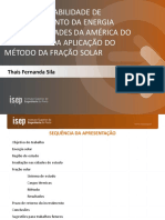 Apresentação Final - Coletor solar
