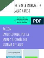 Atencion Primaria Integral en Salud