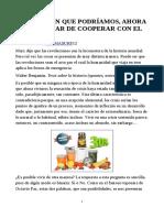 9 FORMAS EN QUE PODRÍAMOS, AHORA MISMO, DEJAR DE COOPERAR CON EL SISTEMA.pdf