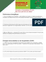 Questionnaire Transition Energétique Et Lutte Contre Le Changement Climatique_2_0