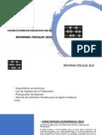Curso Reformas Fiscales 2019