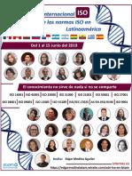 2do Foro ADN de ISO Brochure